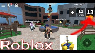 Video of Roblox I do not play time (won the match)