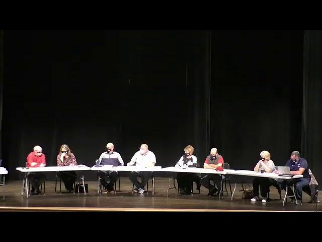 The School Board Continues... The Township Board Fails