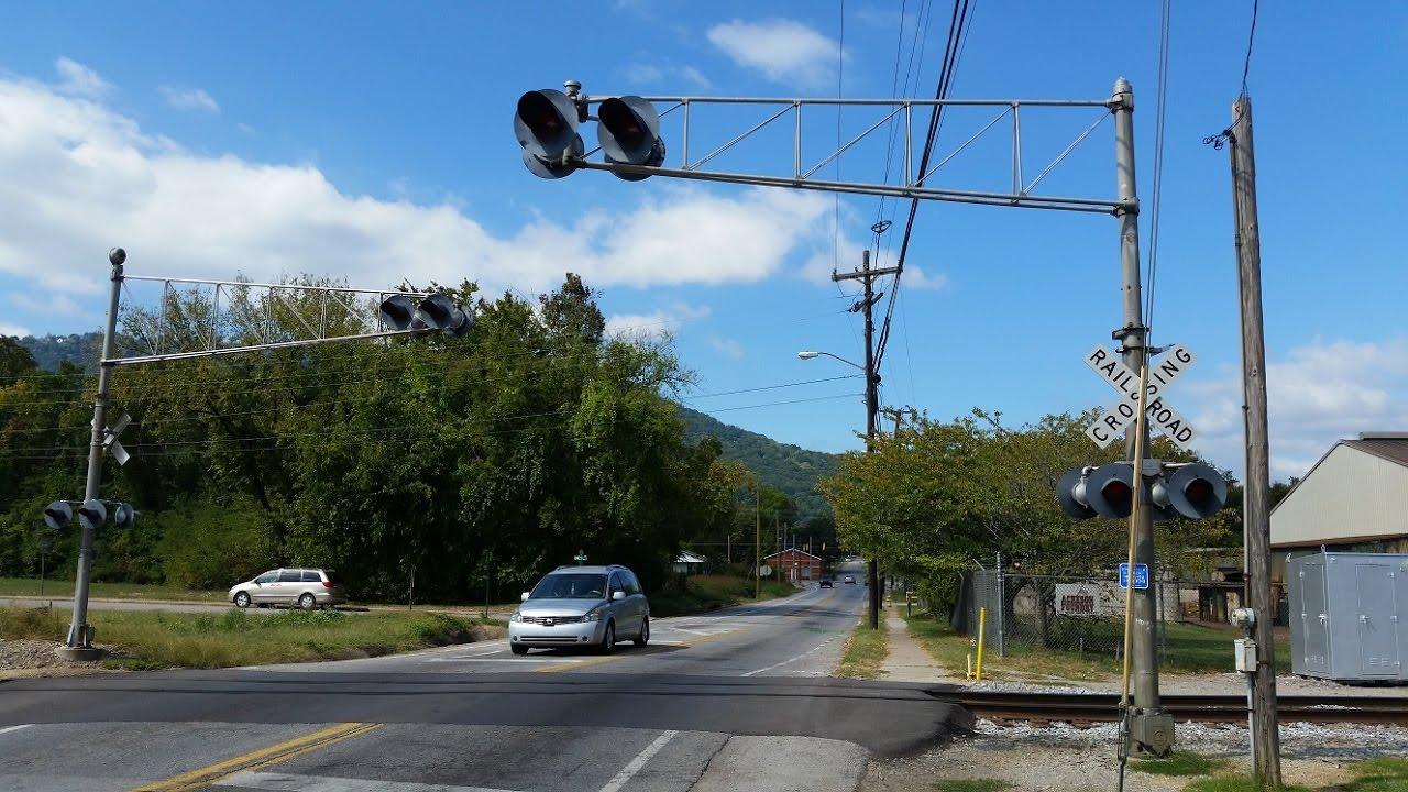 38th street railroad crossing 1 chattanooga tn crossing tour