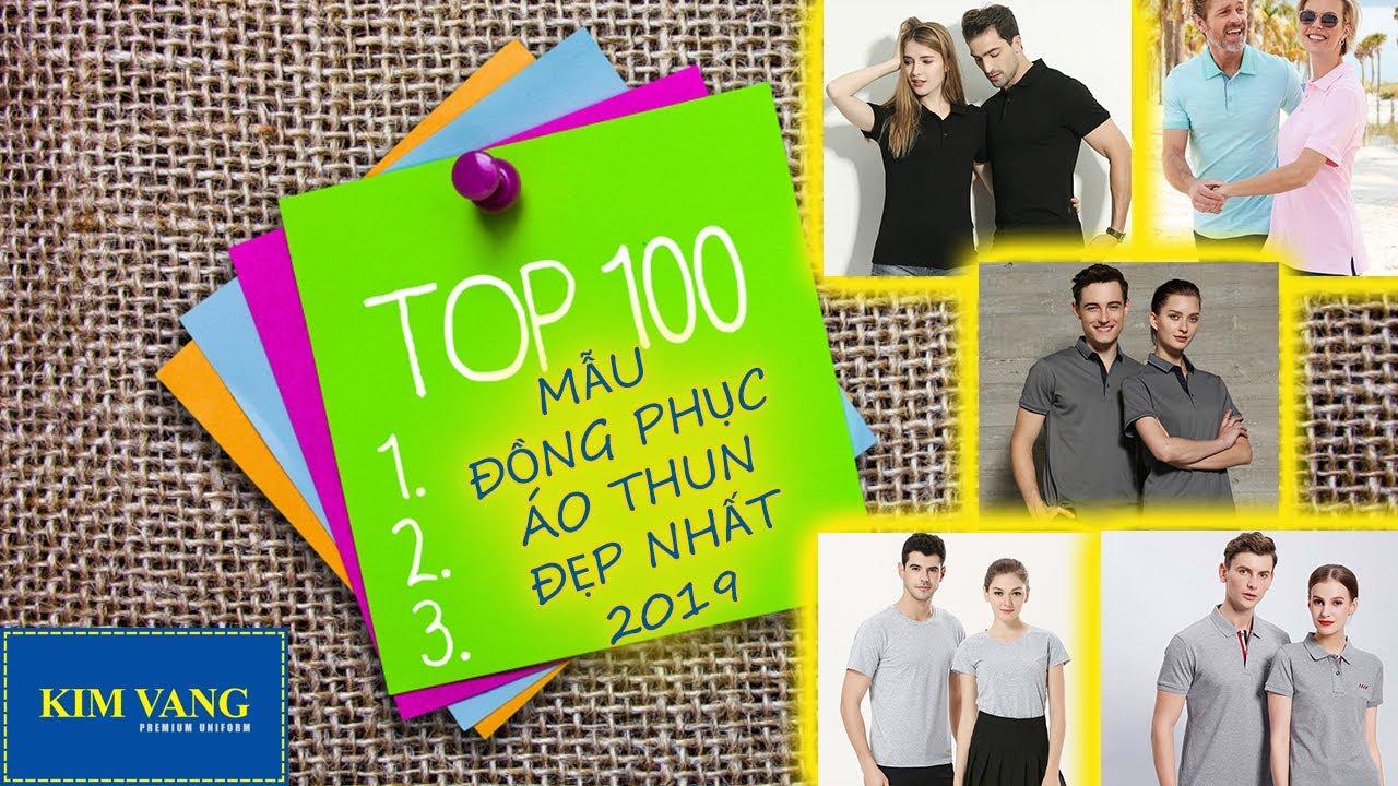 TOP 100 Mẫu Đồng Phục Áo Thun Đẹp Nhất 2019
