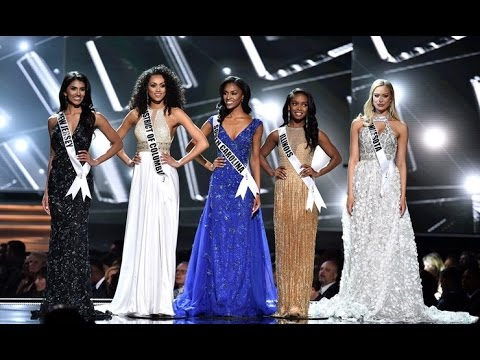 Miss USA 2017 Top 5 Questions & Answers