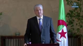 سلال: الجانب الاقتصادي في العلاقات الجزائرية البلجيكية مازال ضيقا