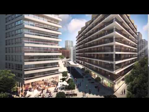 Royal Wharf East London | UK Property | Investment Property | High Yield | Oxley Holdings