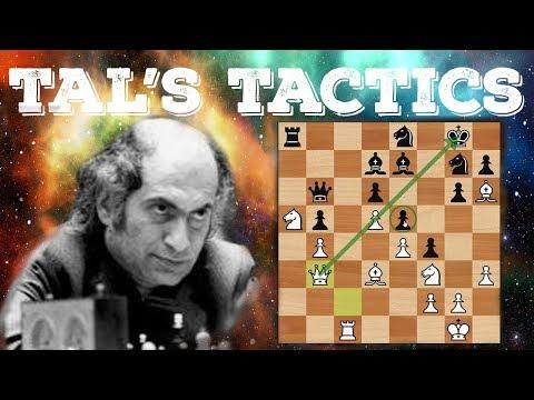 """Mikhail Tal Is Good At Math: """"2+2=5"""""""