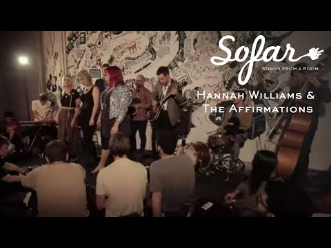 Hannah Williams & The Affirmations - Late Nights and Heartbreak | Sofar London