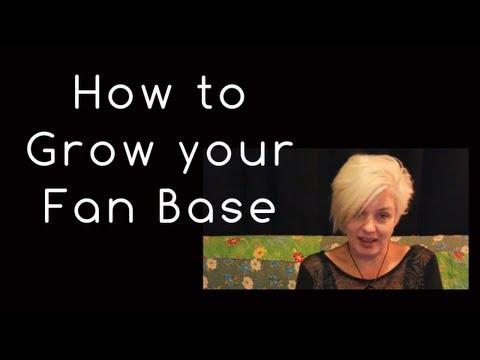 Grow Your Fan Base. Tips ep 1
