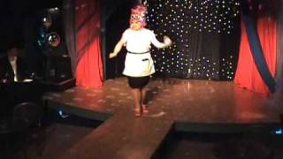 "Ida Slapter - Talent @ Miss Dayton EOY 2009 - ""Soup or Salad"" by Jackie Beat"