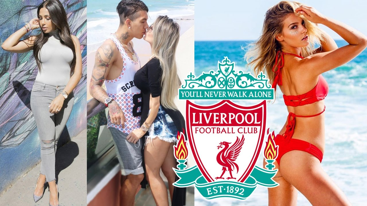 The Hottest Wags In Football Liverpool 2016 17 Youtube