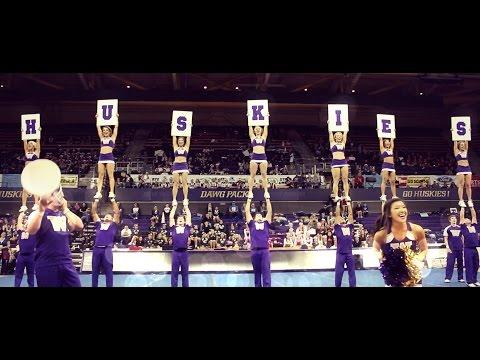 University of Washington Cheer 2015