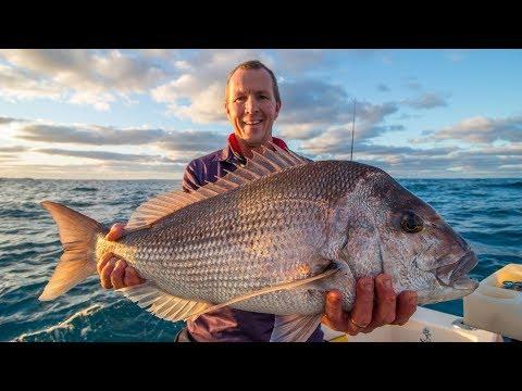 BIG SNAPPER FISHING | Last Fish For The Season, Western Australia