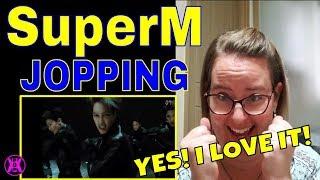 SuperM Jopping MV Reaction