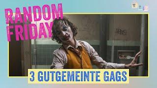 "RANDOM FRIDAY – 3 gutgemeinte Gags: ""F1: Jokerdarsteller gesucht"""