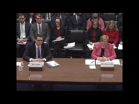 Subcommittee on Environment Hearing on PFAS Chemicals and their Risks