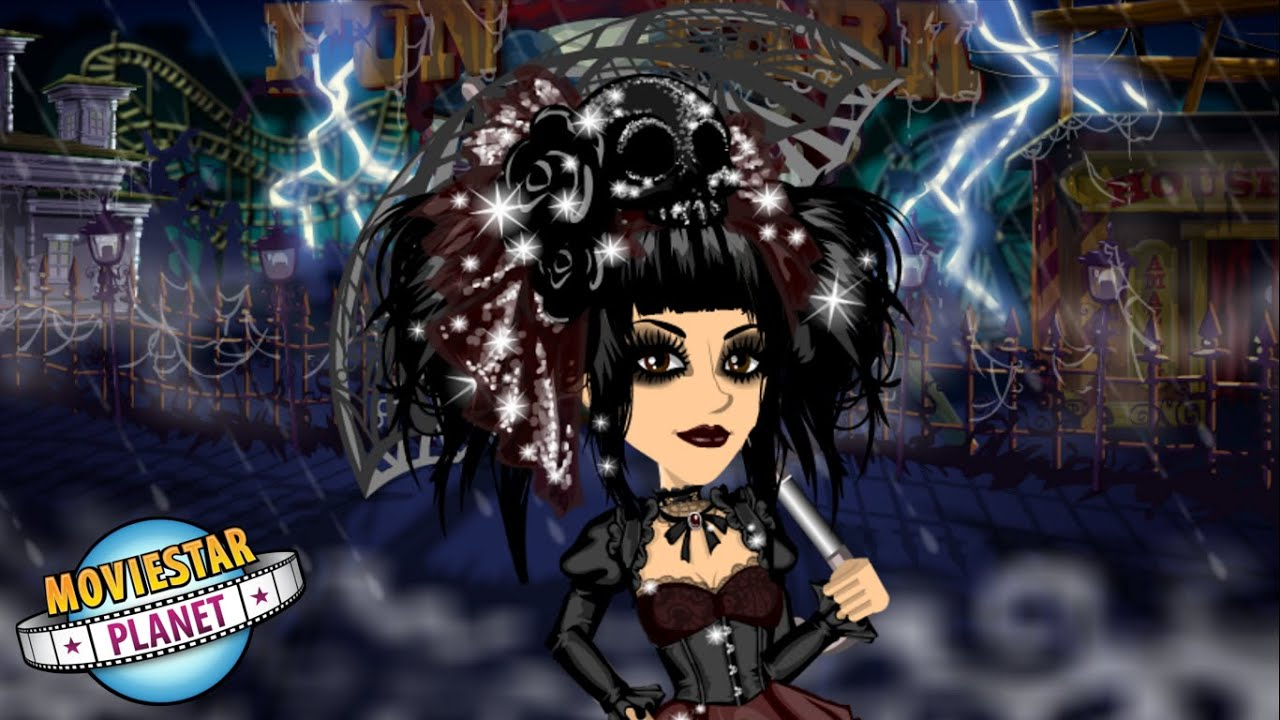 Gothic Lolita ♥MSP Makeup Tutorial♥