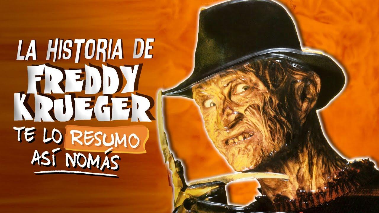 La Saga de Freddy Krueger | #TeLoResumo