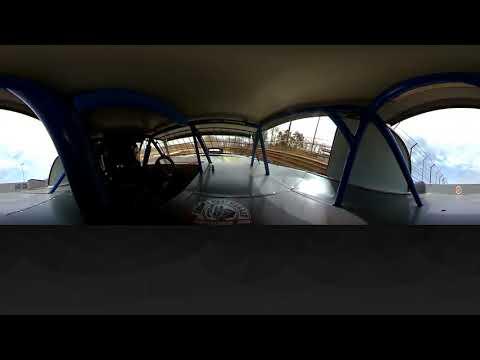 Jason Fosnaught 360fly Lernerville Speedway Practice 4/13/19