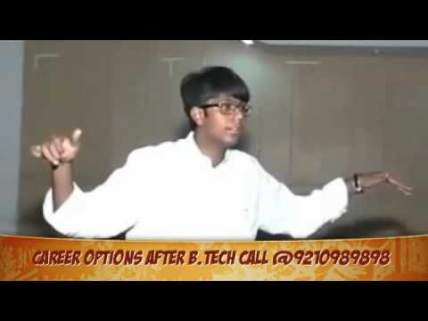 Best option after b tech mechanical