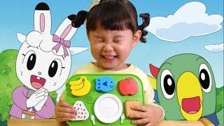 호비 식판 장난감 놀이  아이챌린지 Hobby Trays Toys Children Play IChallenge  おもちゃ  đồ chơi 라임튜브
