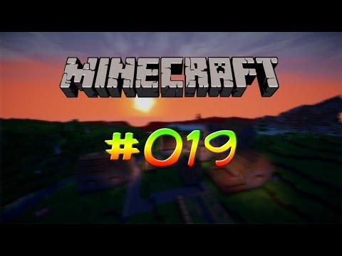 Minecraft [Deutsch/HD] #019 - Bauarbeiten werden fortgesetzt- Let´s Play Minecraft 1.8