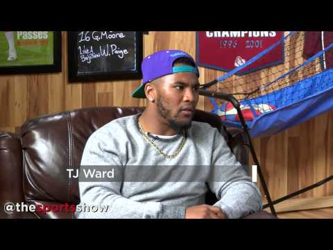 T.J. Ward on Philip Rivers