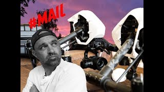 DJI inspire 1 Drone - Upgrade to X5 camera or Z3? \/\/ #MAIL-66