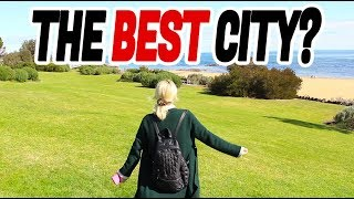 Is MELBOURNE the MOST LIVEABLE CITY in the World?