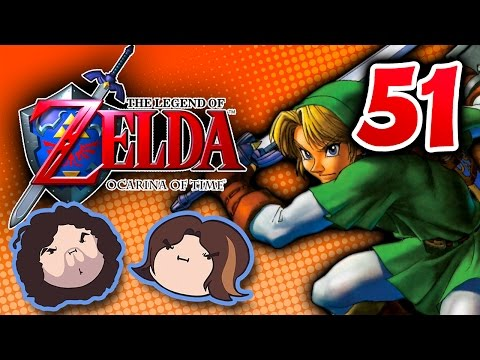 Zelda Ocarina of Time: Best Fight Ever - PART 51 - Game Grumps