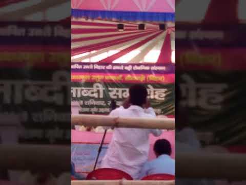 Qari Jamshed Johar Naat Sadsala Azimushshan Ijlas Kanhwa Sitamarhi Bihar