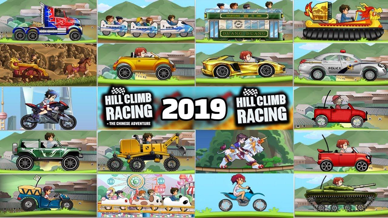 Hill Climb Racing 2, Car Racing Games - Play Online Free ...