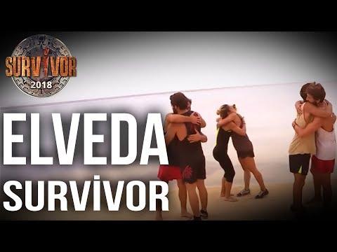 Finalistler Survivor Adasına Veda Etti!   111. Bölüm   Survivor 2018