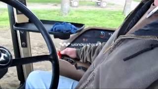John Deere 8400 1995 test drive