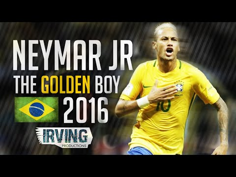Neymar Jr - Goals & Skills for Brazil 2016