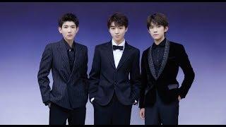 "【TFBOYS 王源】#TFBOYS""#腾讯音乐娱乐盛典 Tencent Music Entertainment Awards 2019""官方全场「红毯+领奖+《#第一次告白 #我的朋友》」-Roy"