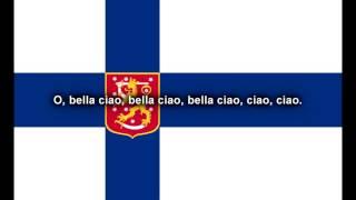 Bella Ciao Finnish