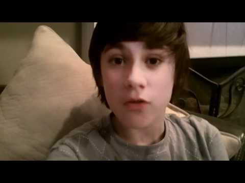 Percy Jackson Audition For Nico Di Angelo Youtube