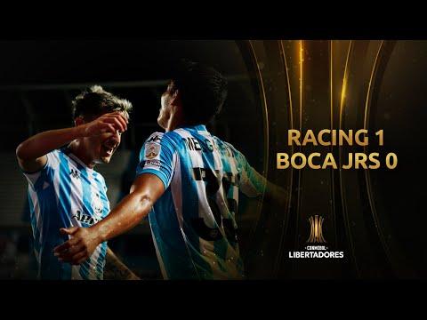 Racing Club Boca Juniors Goals And Highlights
