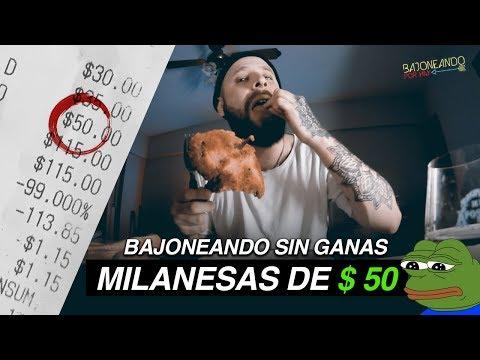 MILANESAS CONGELADAS DE $ 50 - BAJONEANDO SIN GANAS