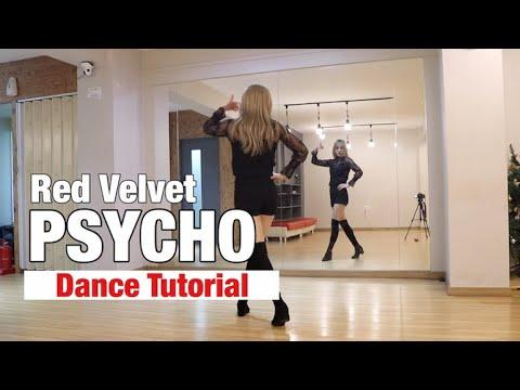 [TUTORIAL] Red Velvet (레드벨벳) -  'Psycho' Point Dance [Yu Kagawa]