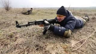 Военный тренинг в Запорожье(В Запорожье прошел тренинг для военных врачей., 2015-02-08T10:45:56.000Z)
