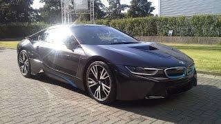 Тест драйв BMW i8 и BMW e9.  Давидыч. test-drive by Davidich