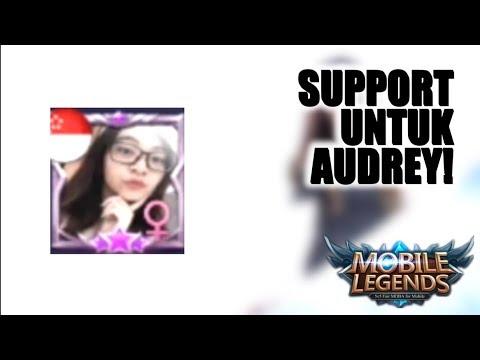 DEMI CEWEK INI, GUE RELA JADI SUPPORT AJA! • Mobile Legends Indonesia (60 fps) - 동영상