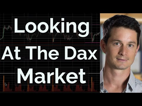 Looking At The Dax Market | Axia Futures