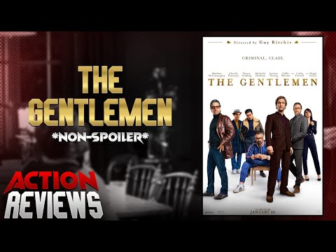 The Gentlemen: Snatch 2.0? First Thoughts Movie Review