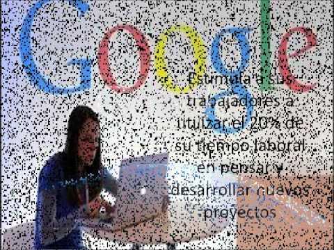 el mundo segun google