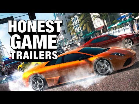 THE CREW (Honest Game Trailers)