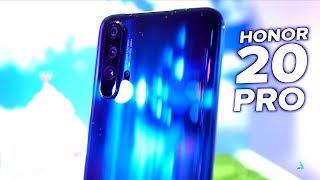 [HINDI] Huawei Honor 20 Pro REVIEW [CAMERA, GAMING, BENCHMARKS]