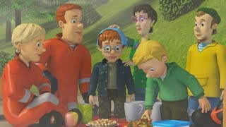 Fireman Sam full episodes | Sinking boat - Water Rescues with Sam and the Coast Guard 🚒🔥Kids Movie