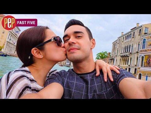 If Diana Zubiri's husband Andy Smith were a food, he would be... | FAST FIVE