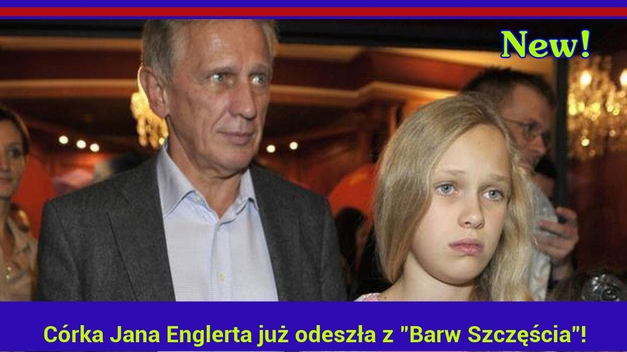 """Córka Jana Englerta już odeszła z """"Barw Szczęścia""""! """"Współpraca została zawieszona"""""""