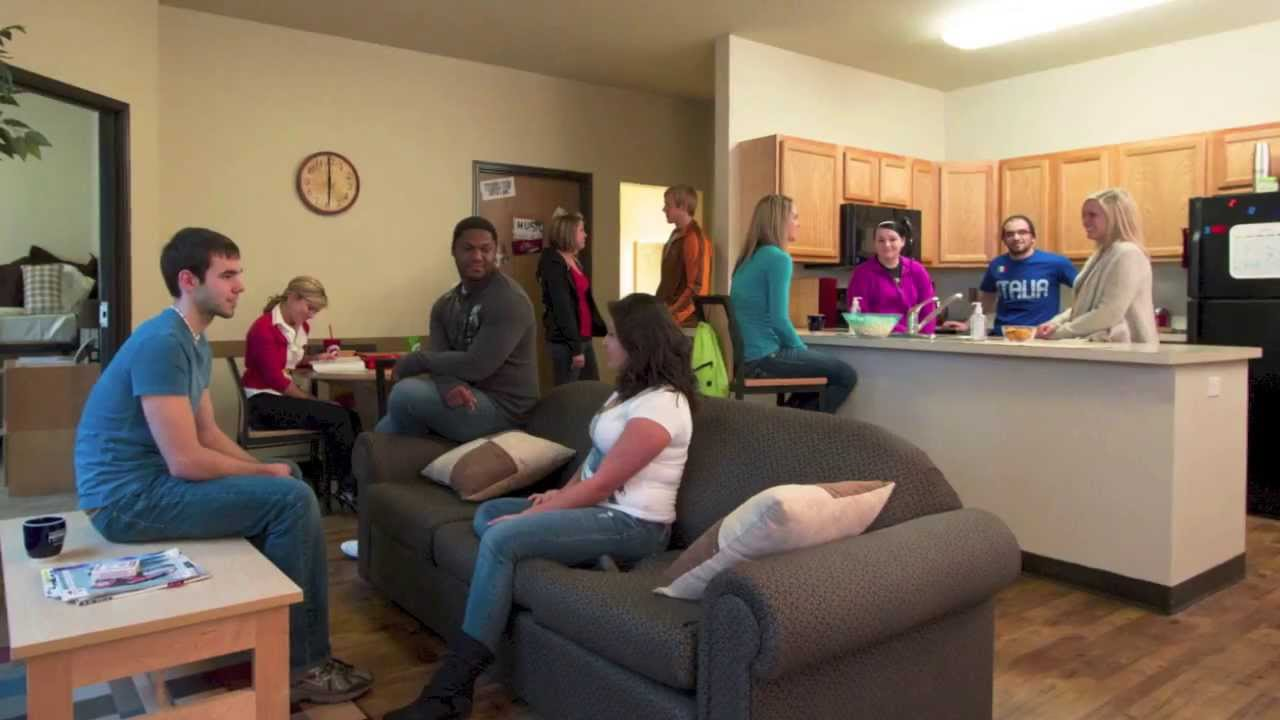 Southwestern Michigan College Student Housing Youtube